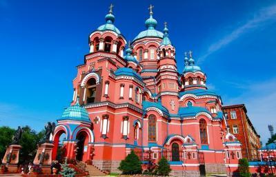 Kathedrale der Kasaner Ikone der Gottesmutter, Irkutsk