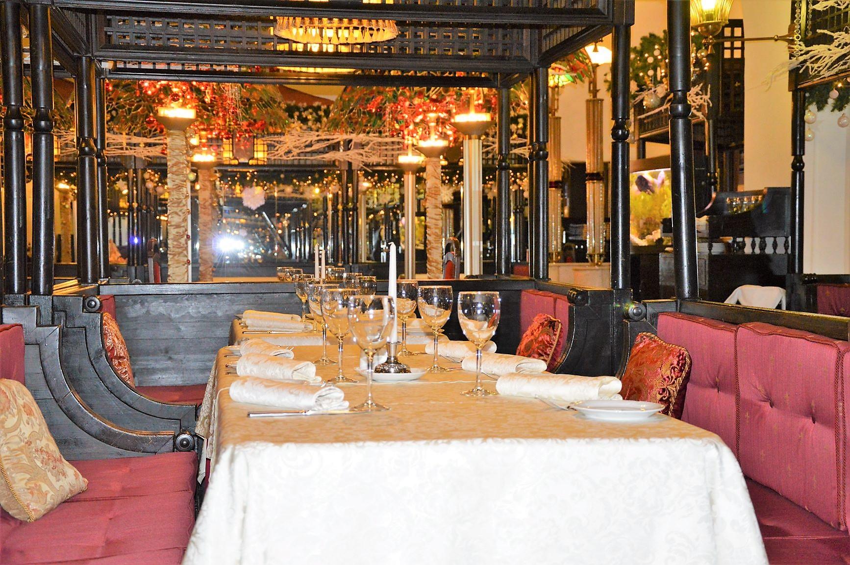 Restaurant Sankt Petersburg Russland