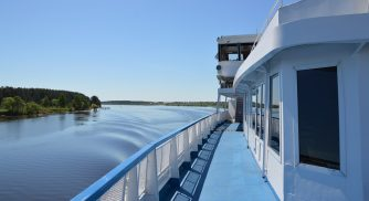 Flussreise Russland