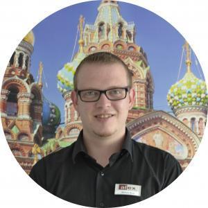 Matthias Russland-Reisen Team