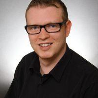 Kundenbetreuer Matthias Wenk