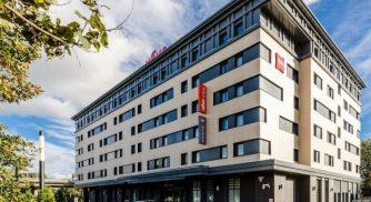 Ibis Hotel Kaliningrad-Fassade