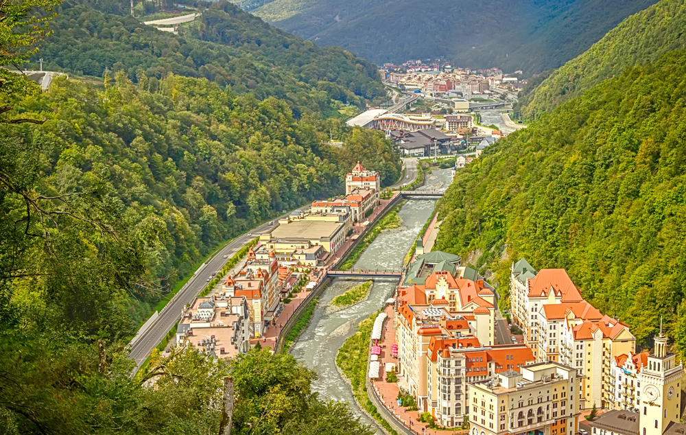 Flug Und Hotel Sotschi