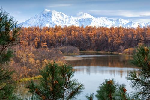Kamtschatka in Russland