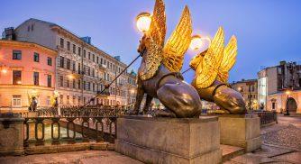 Städtereise Russland