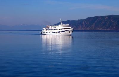 Schiffstour am Baikalsee