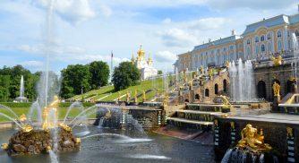 Peterhof Gruppenreise nach St. Petersburg