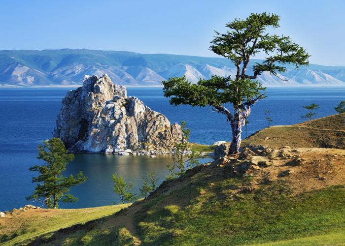 Kamtschatka und Baikalsee, Transsibirische Eisenbahn