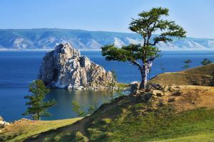 Russland-Reisen: Baikalsee