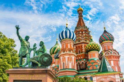 Basilius Kathedrale, Moskau