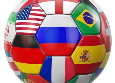 Fußball WM 2018, Russland