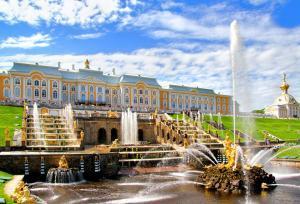 Peterhof St. Petersburg