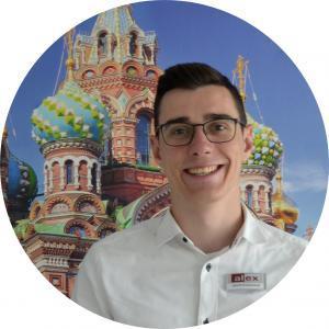 Henrik Russland-Reisen Team
