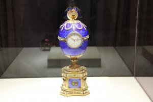 Fabergé-Museum in St. Petersburg