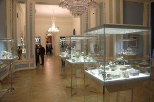 Faberge Museum in St. Petersburg