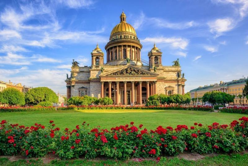 Isaak-Kathedrale, St. Petersburg