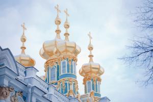 Sehenswürdigkeiten in St. Petersburg