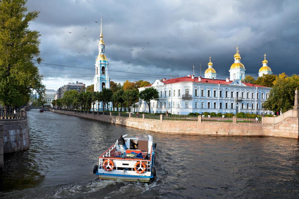 Kryukov Kanal, St. Petersburg
