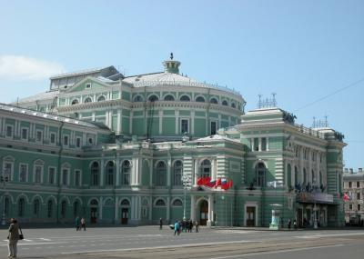 Mariinski-Theater, St. Petersburg