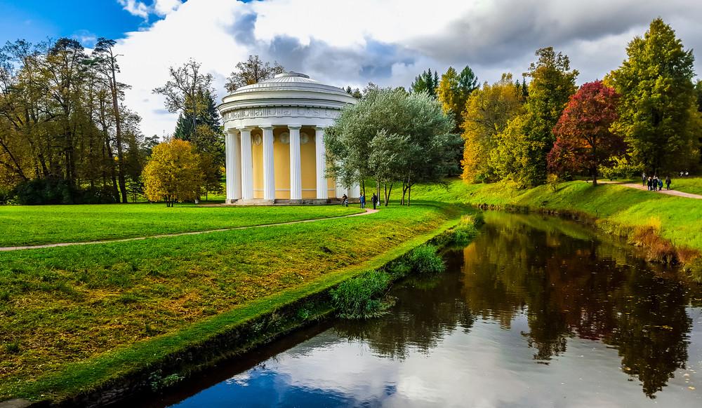 Park von Pawlowsk