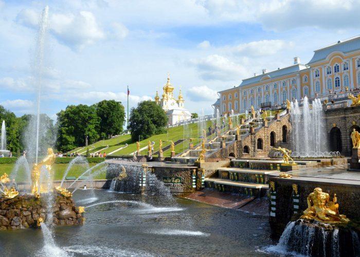 Sankt Petersburg Flug Hotel Programm