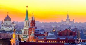 Metropole Moskau