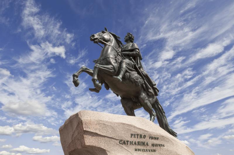 Peter der Große (Eherner Reiter)