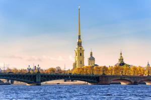 Peter-Paul-Festung, St. Petersburg
