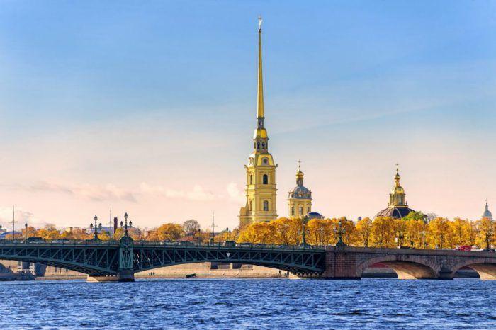 St. Petersburg Reise, Russland Reise