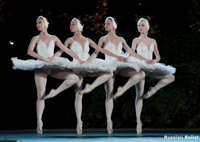 Staatliches Russisches Ballett Moskau