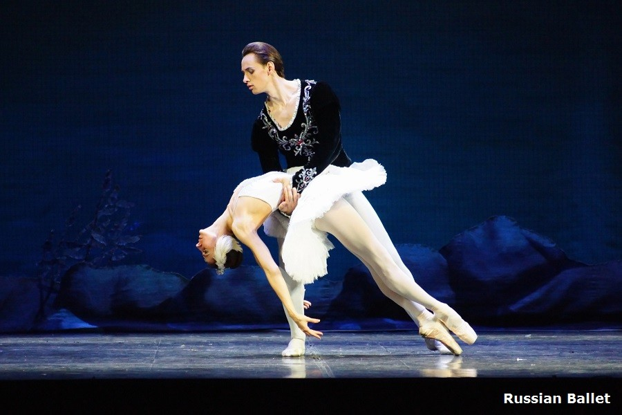 Ballett, Reise Russland