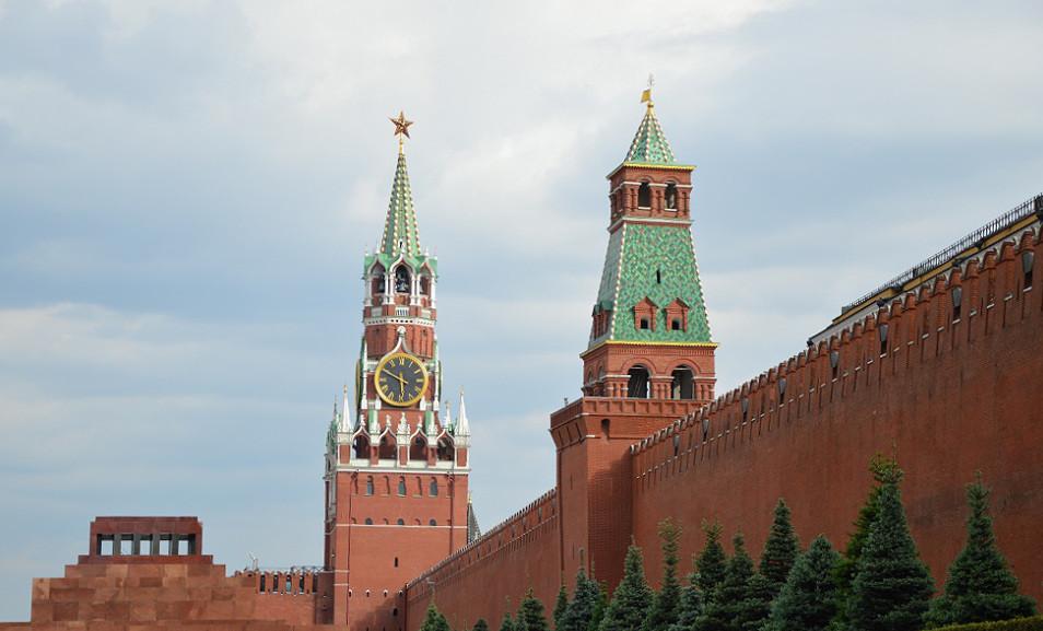 Spasski Turm Moskauer Kreml