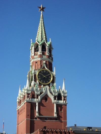 Spasski-Turm im Kreml