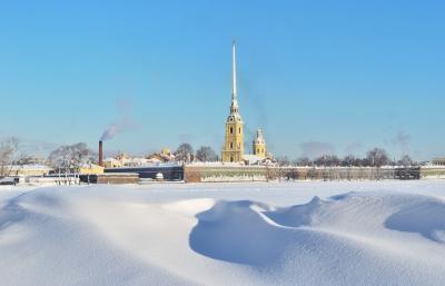 Peter und Paul Festung, St. Petersburg