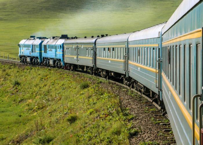 Transsib Peking Moskau Russland Reisen