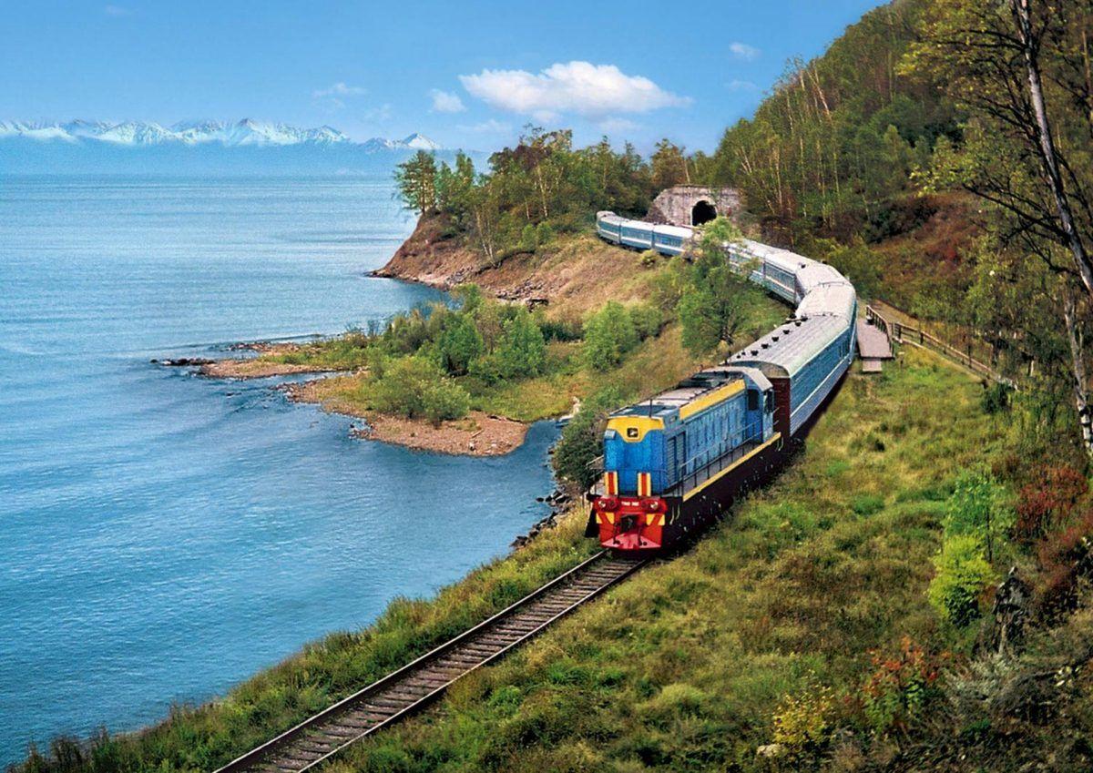 Transsib, Urlaub in Russland