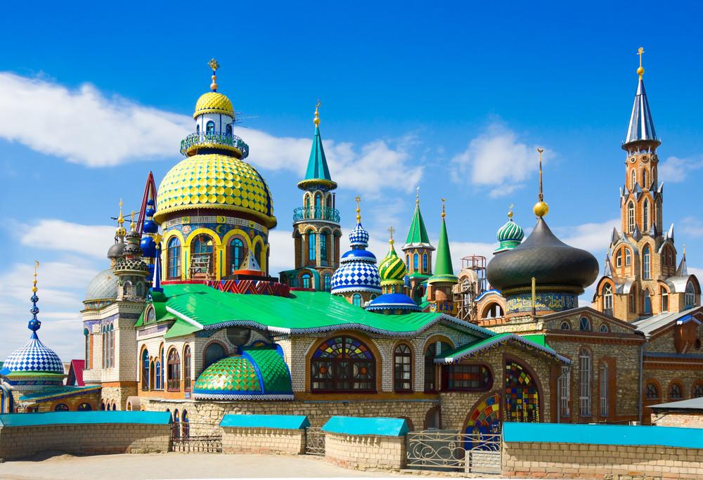 Haus der Religionen Kasan, Reise nach Tartastan