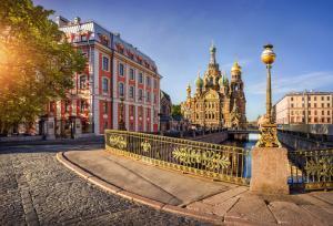 Erlöserkirche St. Petersburg