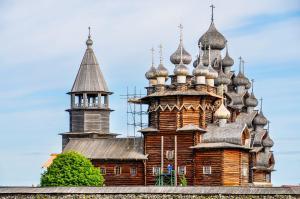 Kischi Russland-Reisen, Wolga Flusskreuzfahrt Sehenswürdigkeiten