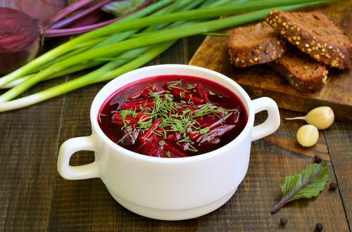 Russische Küche: Borschtsch