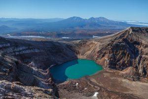 Kamtschatka Gorelij-Vulkan