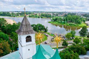 Jaroslawl Flusskreuzfahrt Russland