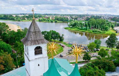 Russland Reisen Flusskreuzfahrt Russland