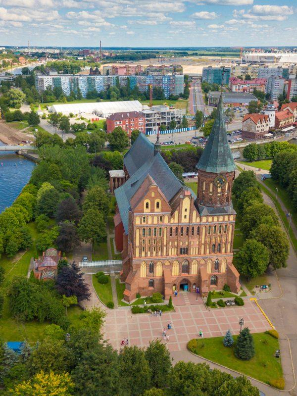 Kaliningrad, Russland Reisen