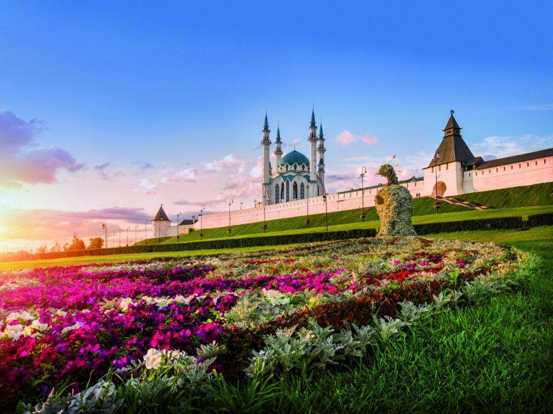 Kasaner Kreml Russland-Reisen