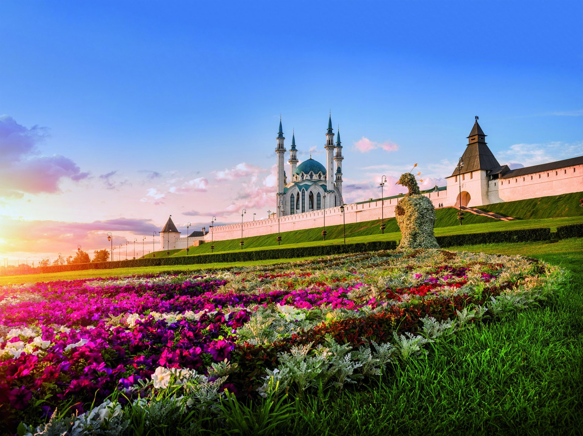 Russland-Reisen: Kasan Kreml