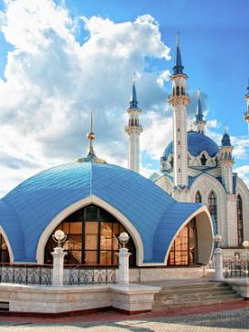 Russland-Reisen: Kasan