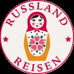 Russland Reisen Logo Matrjoschka