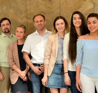 Russland-Reisen Team