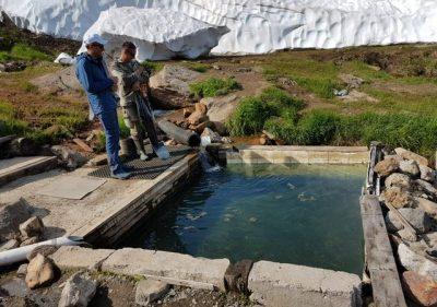Kamtschatka Thermalquelle